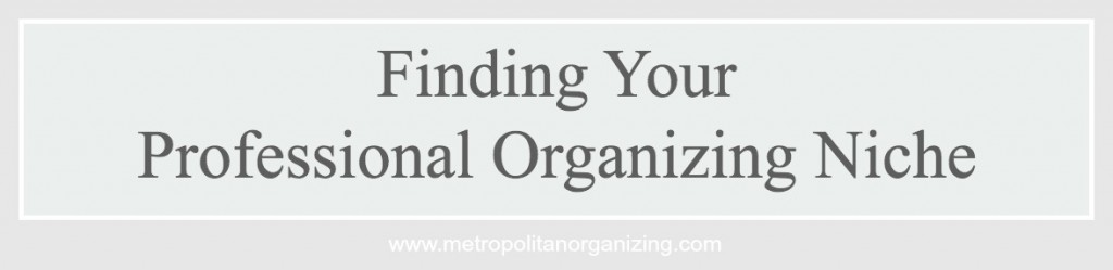 how to become a professional organizer uk