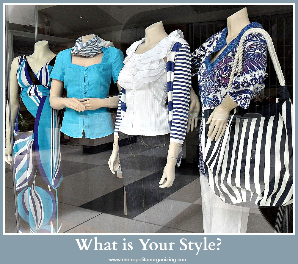 My Style: Sensible. Geralin Thomas, Professional Organizer, Raleigh, Cary NC