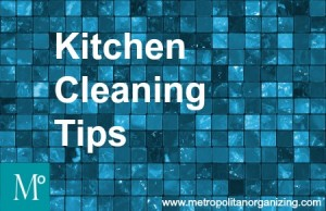 Clean Living Series – the Kitchen