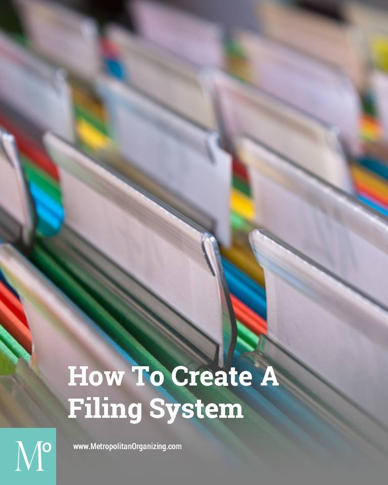 organize office paperwork how to create a filing system tips for organizing paper