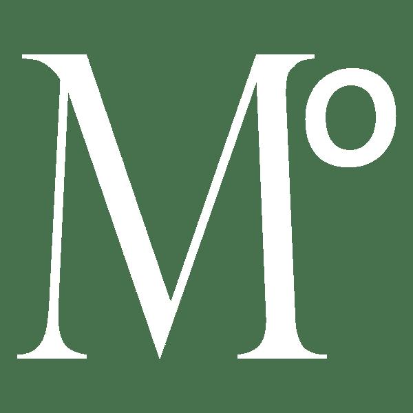 Simple MO logo for Metropolitan Organizing, LLC