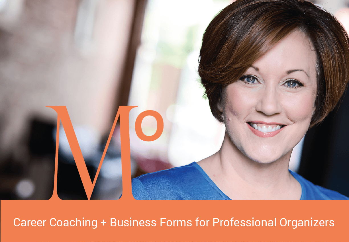 Career Coaching + Business Forms for Professional Organizers
