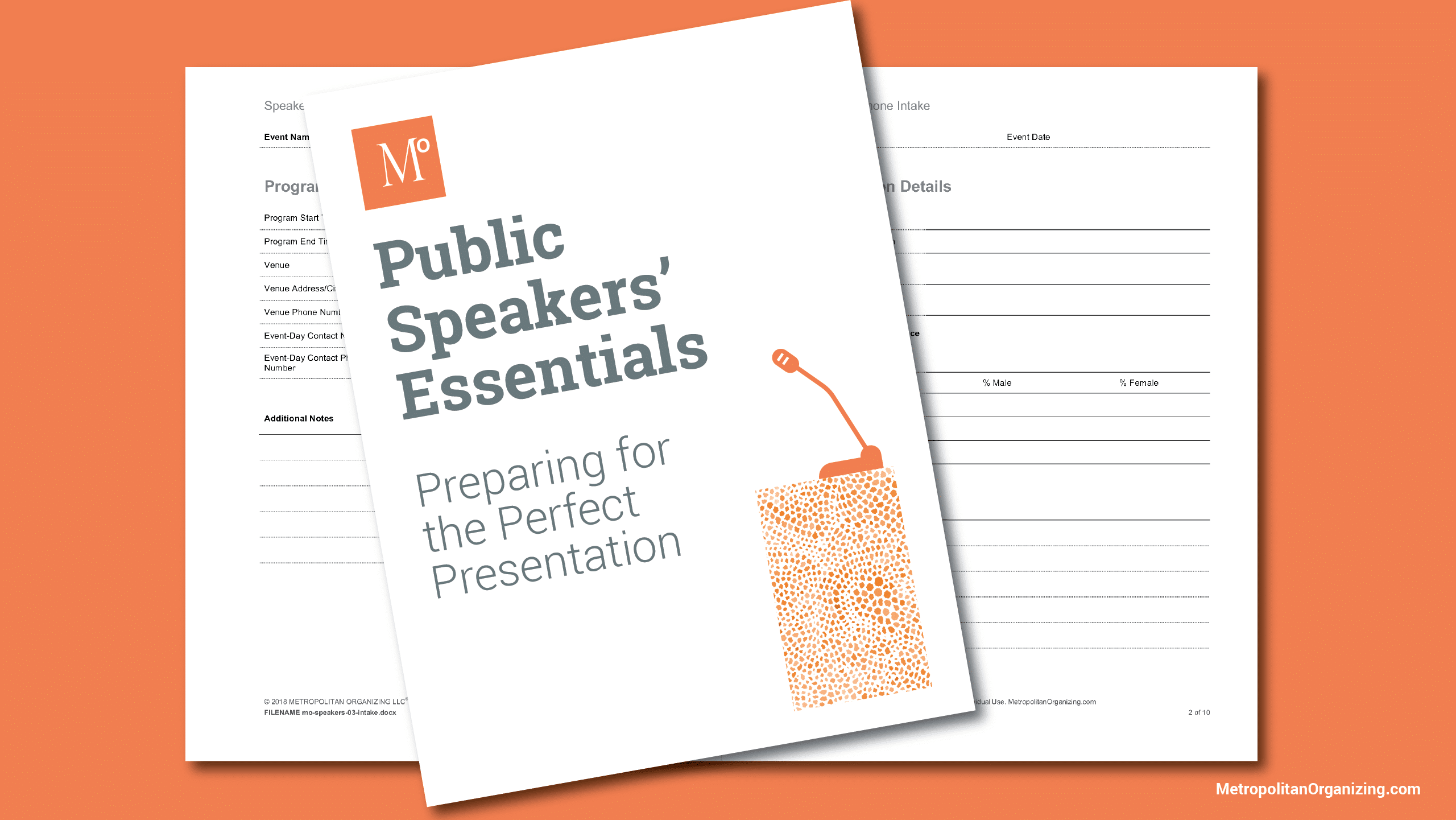 Public Speakers Essentials Preparing for the Perfect Presentation