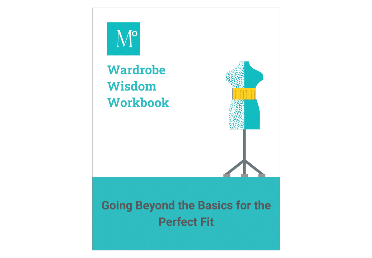 Wardrobe Wisdom Workbook - Details